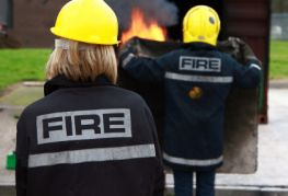 Fire Safety Regulations advice from Safety Priorities