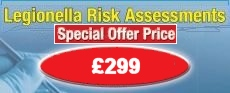 Legionella Risk Assessment service